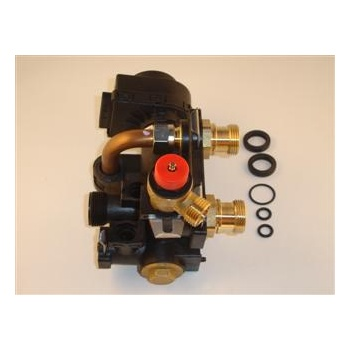 Glow Worm 24, 30 & 35 Ci Diverter Valve 2000802483 - GW 24CI from ...