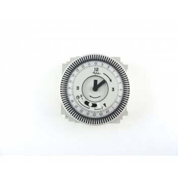 Alpha 24hr plug in mechanical clock 6.1000201