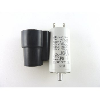 RIELLO  4 mf capacitor 20087035 WAS 3007479