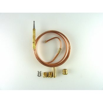 "Universal thermocouple 1200mm / 48"" long 0192125"