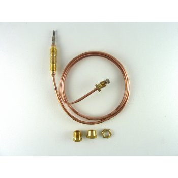 gas fire universal thermocouple 900mm 36 long 0192140
