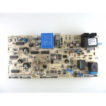 Glow Worm Compact 75e-100e main pcb S227106 superseeds 227106