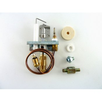 BAXI  Bermuda 45 & 57/ 4 BBU manual pilot assembly kit 240117