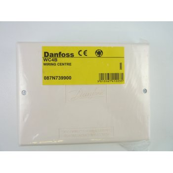 Danfoss WC4B wiring centre 087N739900