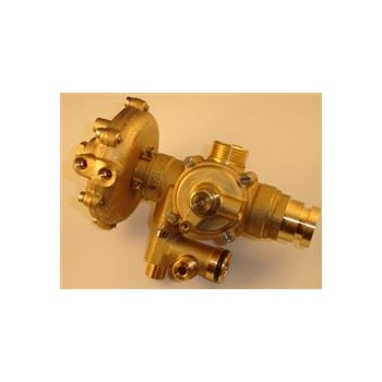 Alpha 240 3 port valve & DHW flow valve 6.5646210