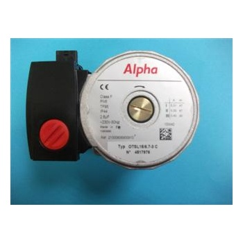 ALPHA  CD pump head 1.024097 supersedes 1.025505