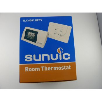 Sunvic TLX6001RFPV wireless programmable room thermostat