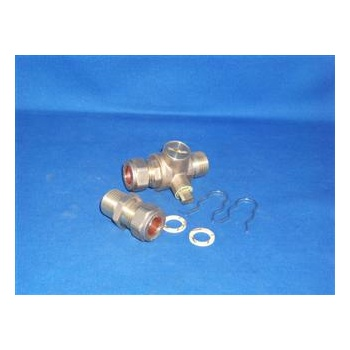 IDEAL  Isar HE30 DHW valve pack 174564