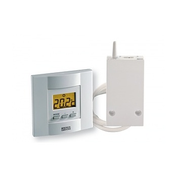 DELTA DORE  Tybox 23 RF wireless digital room thermostat 6053035