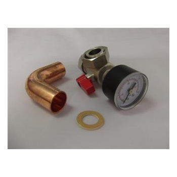 IDEAL  Isar flow valve kit prefix XF or later 175431