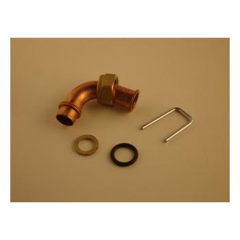 IDEAL  Isar DHW inlet/outlet pipe kit 171050