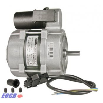 EOGB  X400 90 watt burner motor M02-1-90-18 8mm shaft direct drive M9018