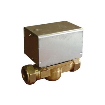 Tower 28mm 2 port motorised zone valve VAL228