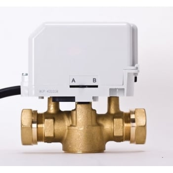 DRAYTON  ZA5/679-2 motorised 2 port zone valve 22mm
