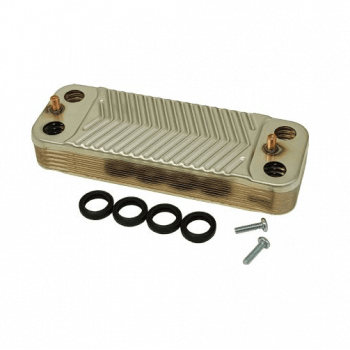 Saunier Duval DHW Plate Heat Exchanger S1016600