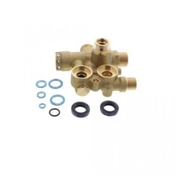 BAXI  / Potterton 3 way valve assembly with by pass  5114718 NOW 7224765