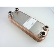 Vaillant DHW heat exchanger 12 plate 065088