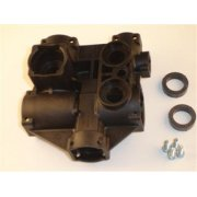 Glow Worm Compact 75E-100E housing and gasket kit S801196 was 801196