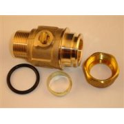 Worcester CDI 22mm Isolating valve 87161480060