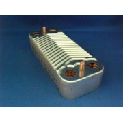 Alpha CD 25C & X (LPG) Heat exchanger (14 plate) 1.022220