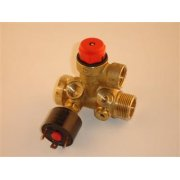 Ferroli Domicompact F24B & F30B Safety valve c/w manifold 39813030