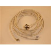 Myson Economist WM BF Limit thermostat c/w long white leads 68201410