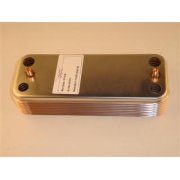 Halstead Finest Platinum DHW 16 plate heat exchanger 451011 082645462