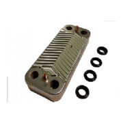 Alpha Intec 12 plate DHW heat exchanger 3.021692 3021692