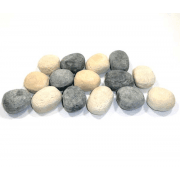 Focal Point Aura, Excelsior & Lulworth Multiflue Set of 15 Pebbles F550057