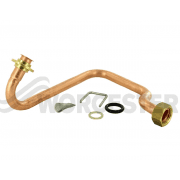 Worcester Greenstar Domestic Hot Water Inlet Pipe 87161064260