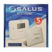 Salus RT510WBC Wireless / Programmable room thermostat for Worcester Greenstar boilers