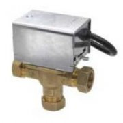 Honeywell V4073A1039 22mm mid position diverter valve