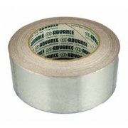 Aluminium foil tape 50mm x 45 metre roll 66.2021