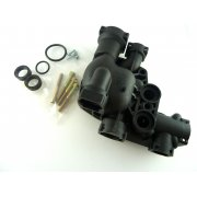 Glow Worm Compact 75E-100E Pump housing & 2 gaskets S801185