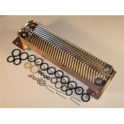 Worcester Highflow 400 plate heat exchanger 87161429040 supersedes ZAMAJ079