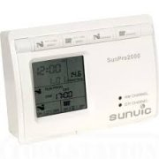 Sunvic Sunpro 2000 2 Channel digital programmer direct replacement for select 207 XLS