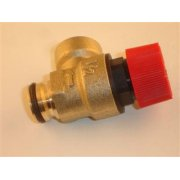 Ravenheat RSF Pressure relief valve 0008VAL01017/0