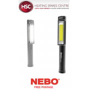 NEBO BIG LARRY 400 lumen C.O.B led magnetic worklight NE6306
