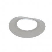 Ideal Logic White Flue Wall Seal 176202