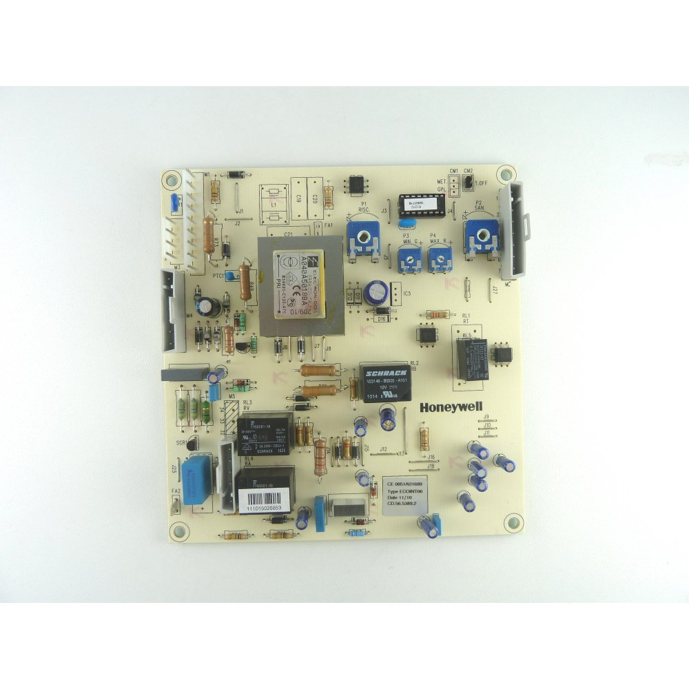 Baxi Combi 80 Eco Printed Circuit Board 248075 From Products