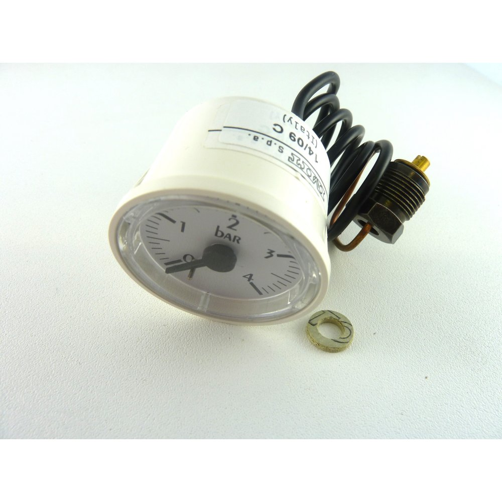 Ferroli ferroli pressure gauge 39806330 ferroli from for Ferroli domina c 24 e