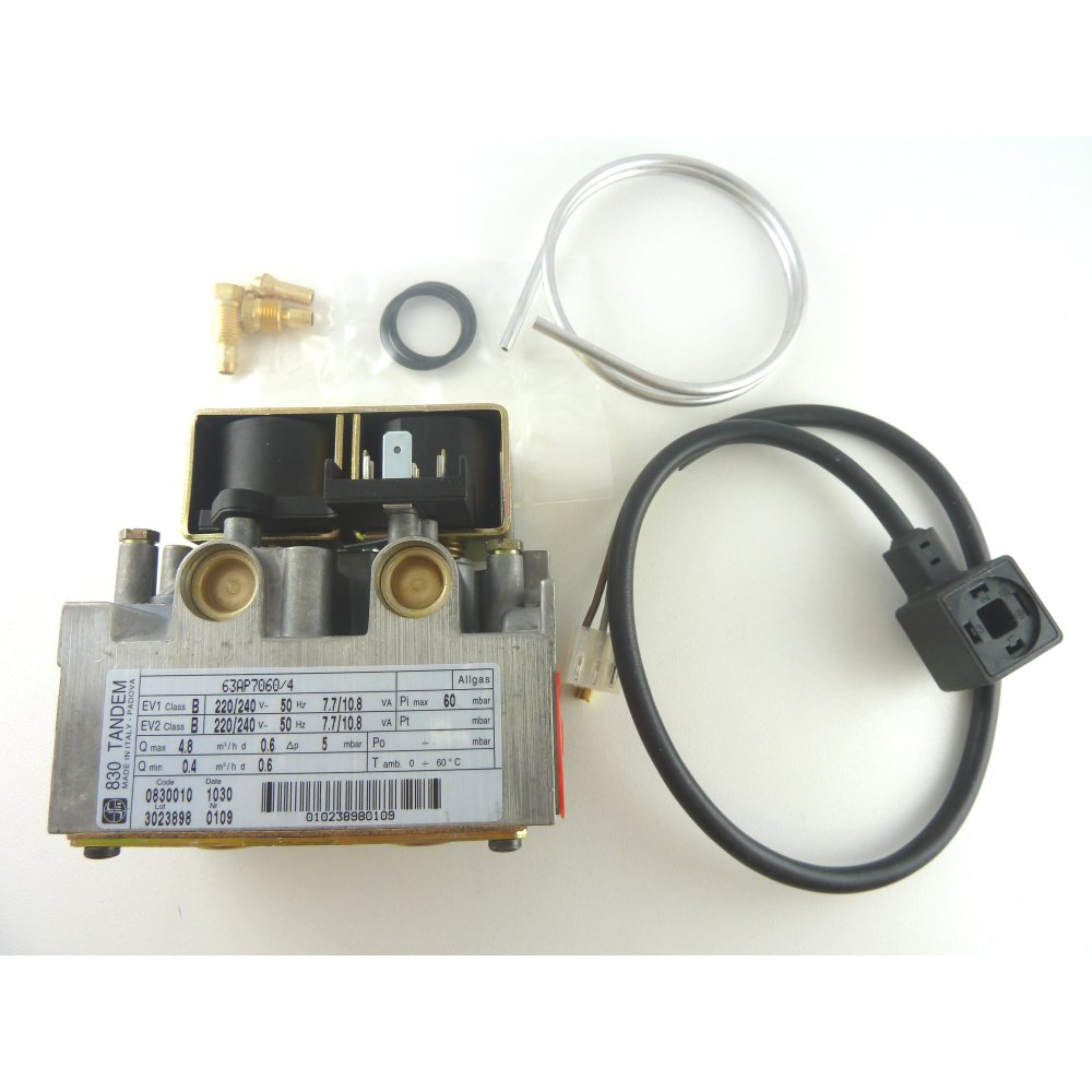 Glow Worm Ultimate 30-60FF Gas Valve replacement kit 2000801129 was ...